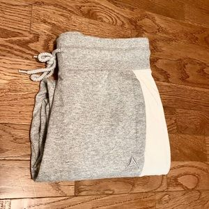 Reebok Gray Sweatpants